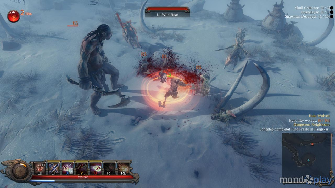 Vikings: Wolves of Midgard - Immagine 3 di 8