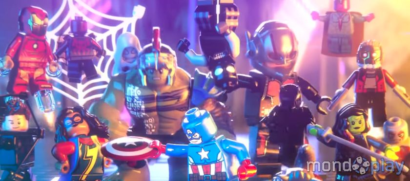 LEGO Marvel Super Heroes 2 - Immagine 1 di 3