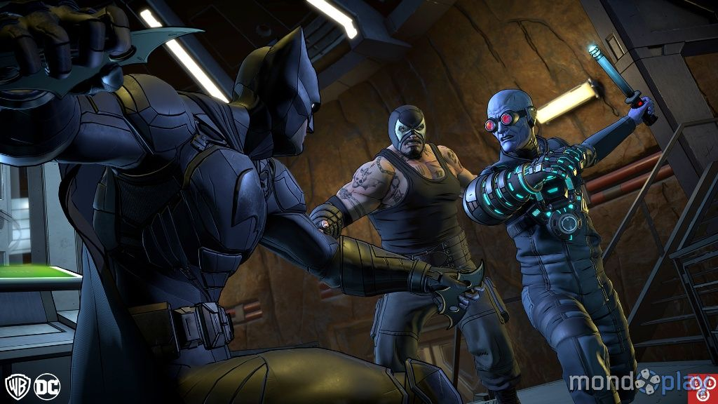 Batman: The Enemy Within - Immagine 11 di 19