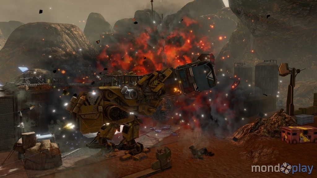 Red Faction Guerrilla: Re-Mars-tered Edition - Immagine 7 di 10