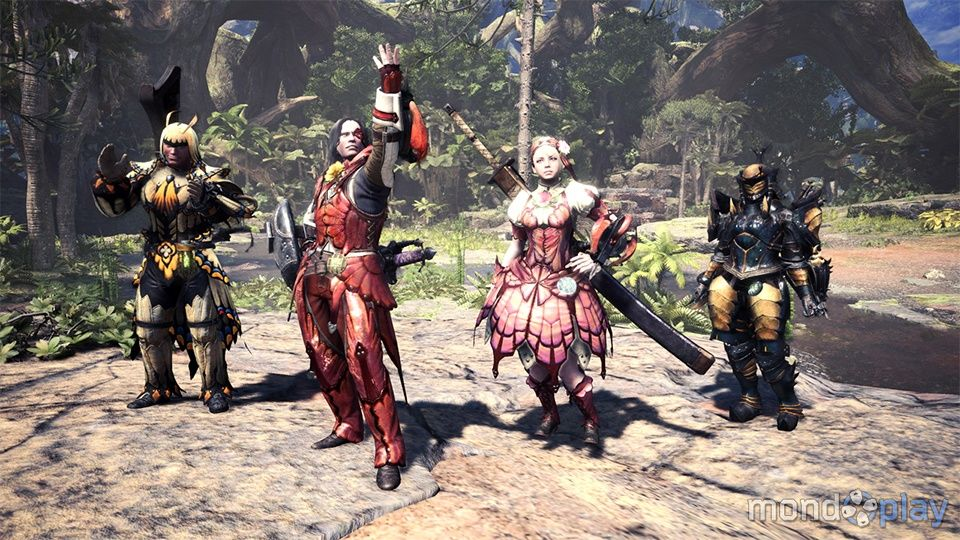 Monster Hunter: World - Immagine 25 di 110
