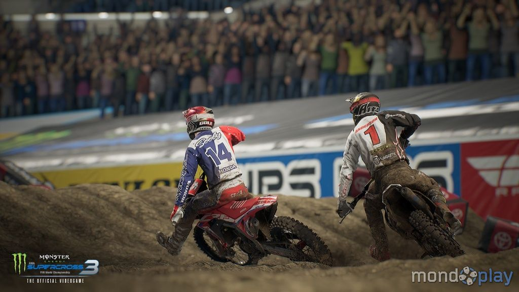 Monster Energy Supercross - The Official Videogame 3 - Immagine 2 di 17